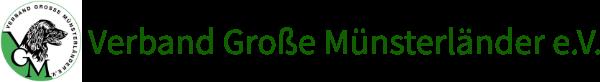 Verband Große Münsterländer e.V. Logo